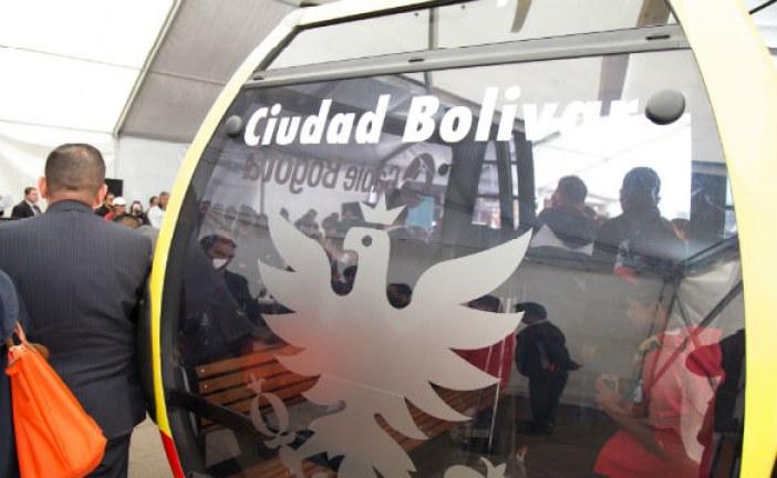 La directora del IDU anunció el inicio de la construcción del cable aéreo de Ciudad Bolívar