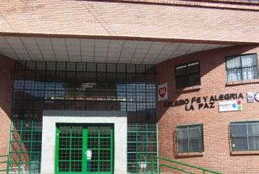 Colegio Fe y Alegría La Paz de Rafael Uribe Uribe finaliza convenio y actividades