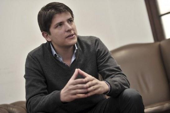 El nuevo secretario de gobierno es Miguel Uribe Turbay