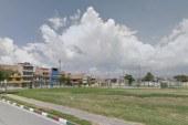 El DADEP recupera el «Parque de las luces» en la localidad de Kennedy
