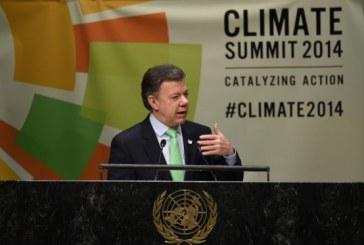 Colombia recibirá US $300 millones, por Cumbre del Cambio Climático