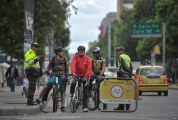 Jornada de día sin carro y sin moto el próximo 4 de febrero en Bogotá