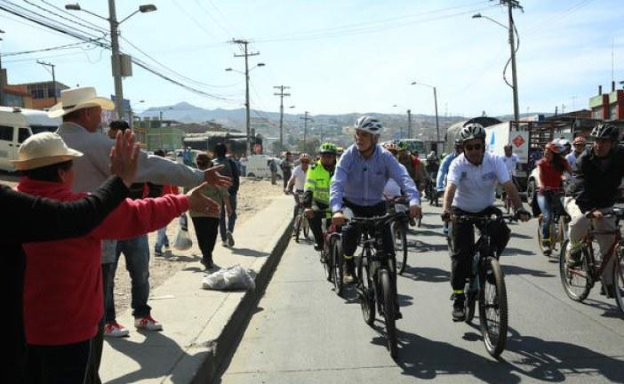Se ampliará la troncal de TransMilenio de la avenida Caracas