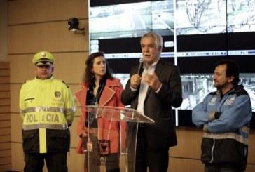 Balance final del único día sin carro de 2016 en Bogotá