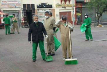 Habitantes de la calle contribuyeron a rehabilitar el parque de Las Nieves