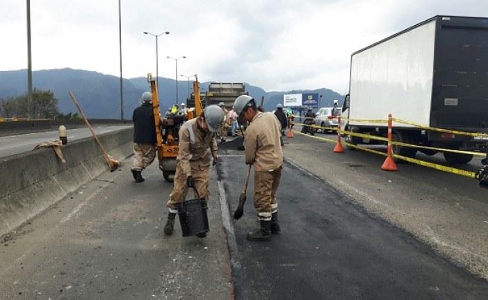 Se requieren $10 billones para reparar en su totalidad la malla vial de Bogotá