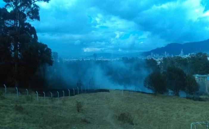 Capturado presunto autor de quema de pastos en el Bosque de San Carlos