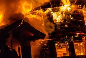 Dos incendios en Ciudad Bolívar causaron que varias familias lo perdieran todo