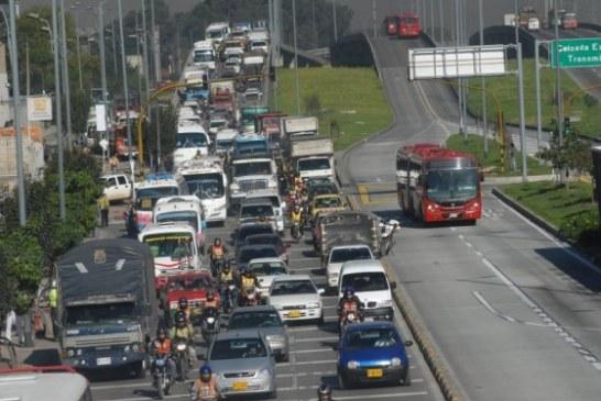 Aprueban la ampliación de vías de acceso a Bogotá por el norte