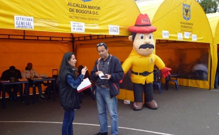 Jornada de SuperCADE con enfoque empresarial en localidad de Tunjuelito
