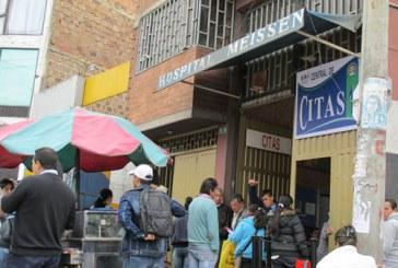 Admiten demanda contra la reorganización del sector salud en Bogotá