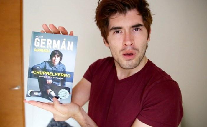 Youtuber Chileno Germán Garmendia colapsa feria del libro en Bogotá
