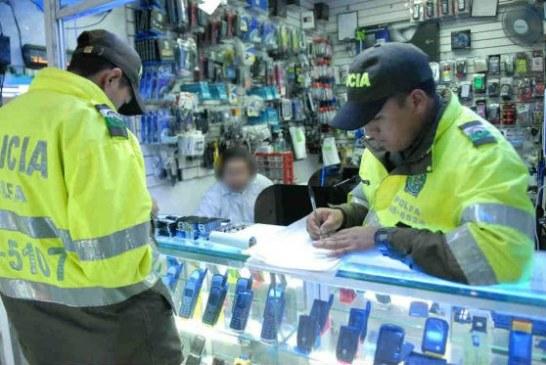 Cayó banda que vendía celulares robados en Kennedy, suroccidente de Bogotá