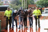 Cayó la banda «Los Cerezos» que asaltaba buses del SITP en la localidad de San Cristóbal