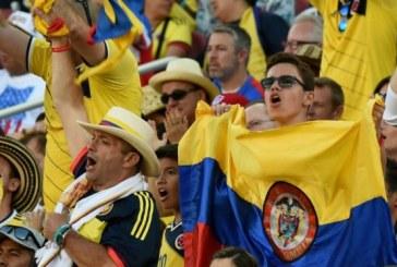 Buen comportamiento de hinchas en Bogotá tras debut de Colombia en Copa América