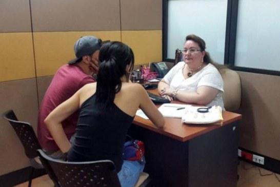 Promotores de convivencia resuelven conflictos en las localidades