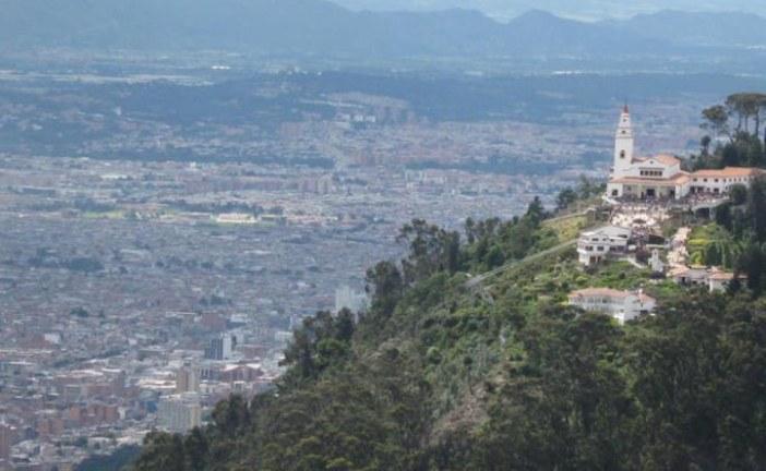 Operación de desalojo en Monserrate