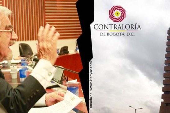 """Respuesta de la Contraloría es una completa burla"""": Navas Talero"""
