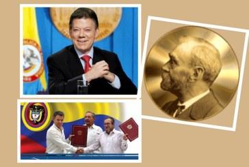 Premio Nobel de Paz para Colombia