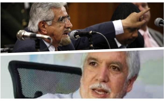 Peñalosa confesó su prevaricato: Navas Talero
