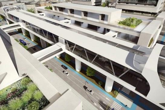 ¿Es viable el Metro elevado para Bogotá? El trazado II