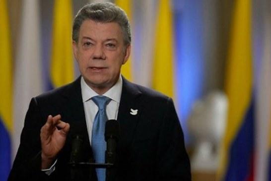 'Este nuevo acuerdo de paz retoma y refleja las propuestas de todos los que participaron en el gran diálogo nacional': Presidente Santos