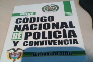 El 30 de enero entra en vigencia el nuevo Código de Policía Nacional