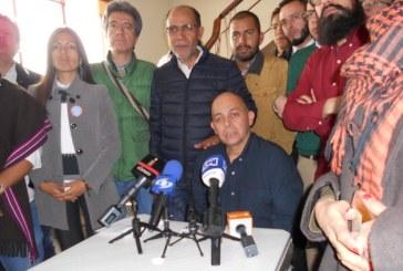 666.023 apoyos (firmas) fueron inscritas ante la Registraduría Distrital para revocar a Peñalosa