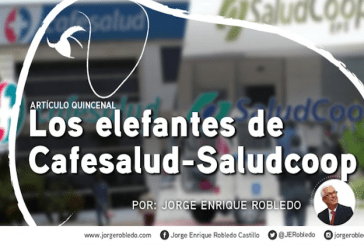 Los elefantes de Cafesalud-Saludcoop