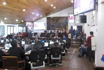 Concejo de Bogotá hunde propuesta de apoyo a los medios comunitarios