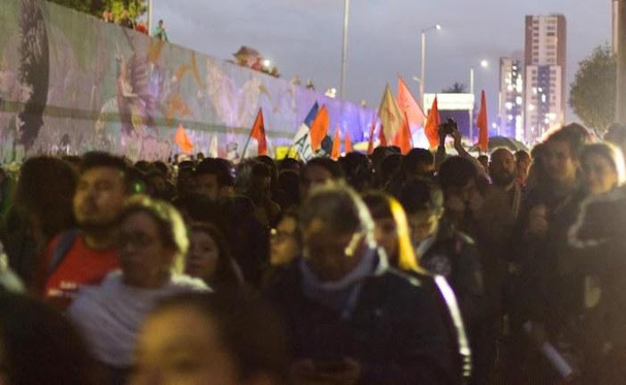 Colombia alza su voz
