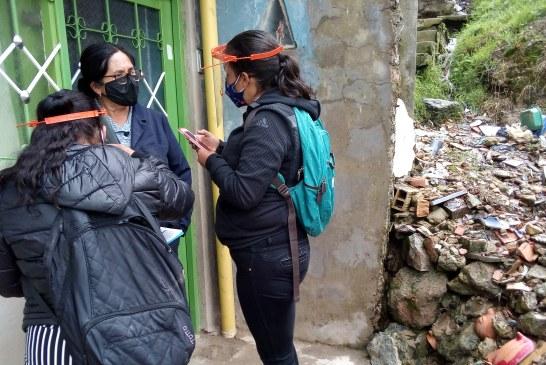 Tropa Social: tocando las puertas de los hogares más vulnerables