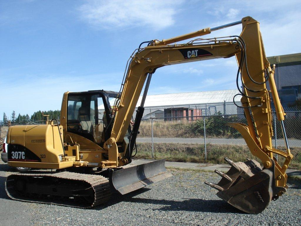 Used Heavy Equipment For Sale In BC