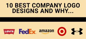 10 Best Company Logo Designs and Why