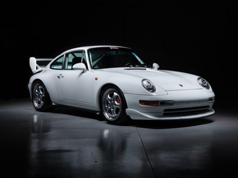 Porsches Parijs