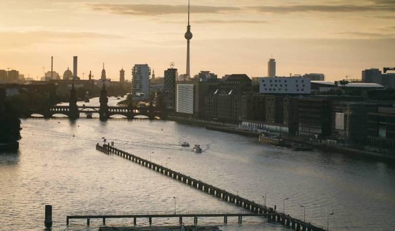 JETZT WIRD BERLIN ZUR ÖKO-HAUPTSTADT