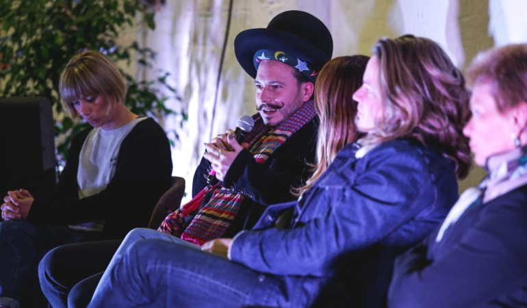 EXKLUSIV: DAS VIDEO ZUM FASHION REVOLUTION KICK OFF TALK IN BERLIN