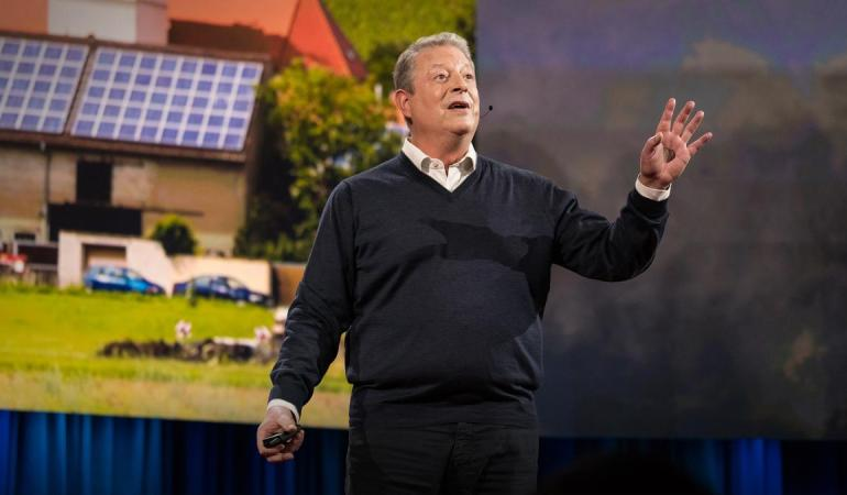 Die 5 besten TED-Talks zu Klimawandel und Nachhaltigkeit