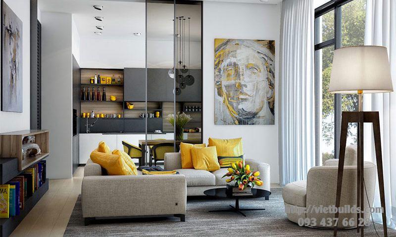 Báo giá Thiết kế thi công nội thất chung cư