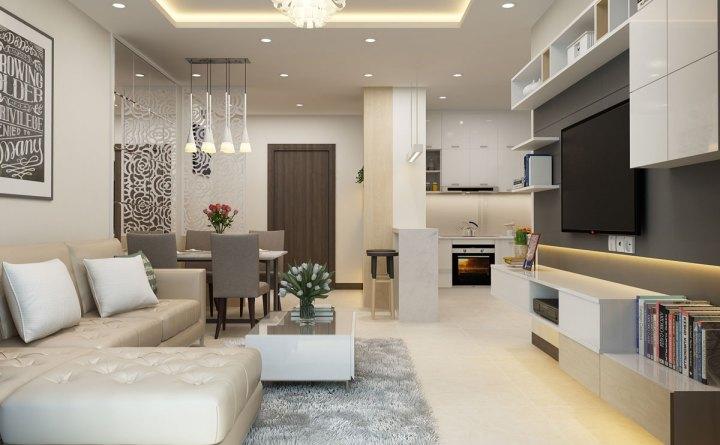 Tư vấn thiết kế nội thất chung cư cao cấp