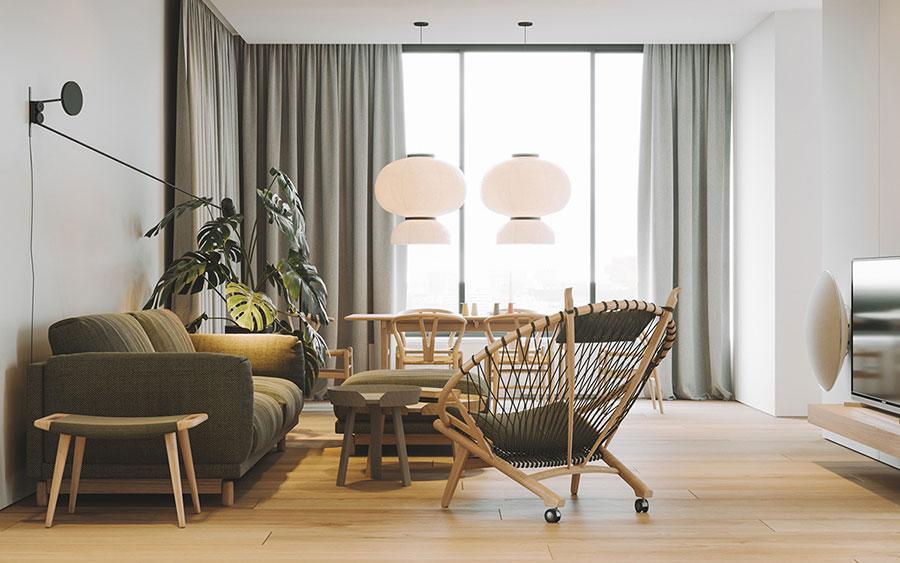 Thiết kế nội thất nhà chung cư 75m2