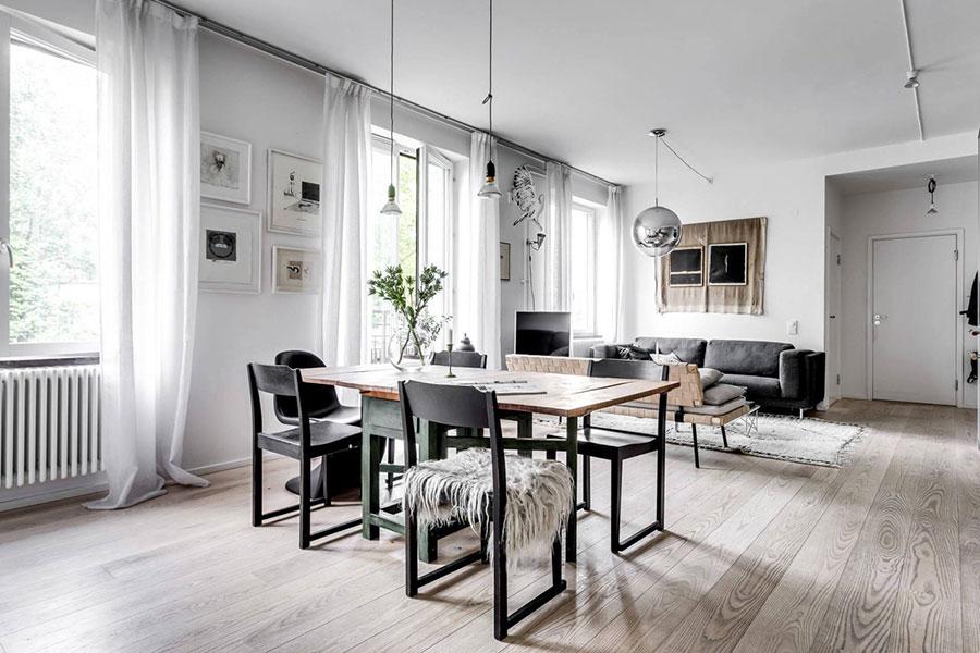 phòng khách - thiết kế nội thất chung cư 58m2
