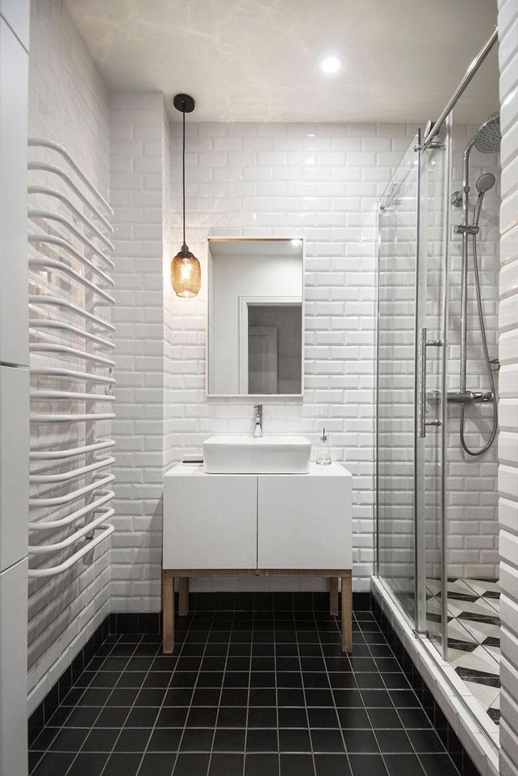 thiết kế nội thất chung cư 64m2