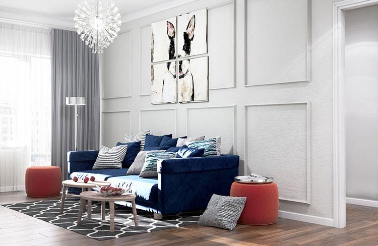 thiết kế nội thất chung cư 67m2