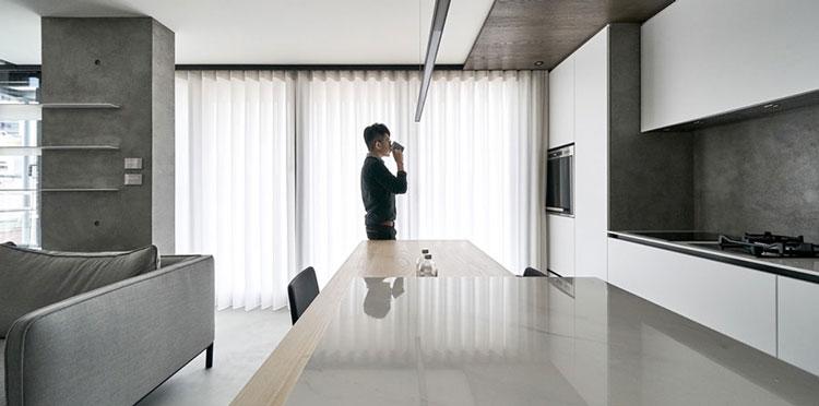 thiết kế nội thất chung cư Him Lam