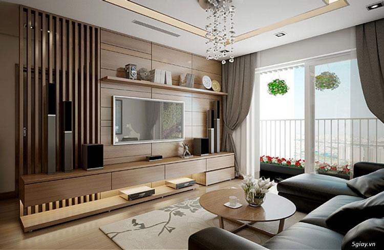 Thiết kế nội thất chung cư Lê Thành