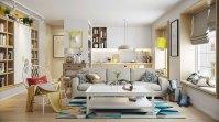 Thiết kế nội thất chung cư theo phong thủy