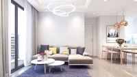 thiết kế nội thất chung cư Tràng An Complex