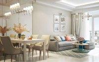 thiết kế nội thất chung cư Văn Phú Victoria