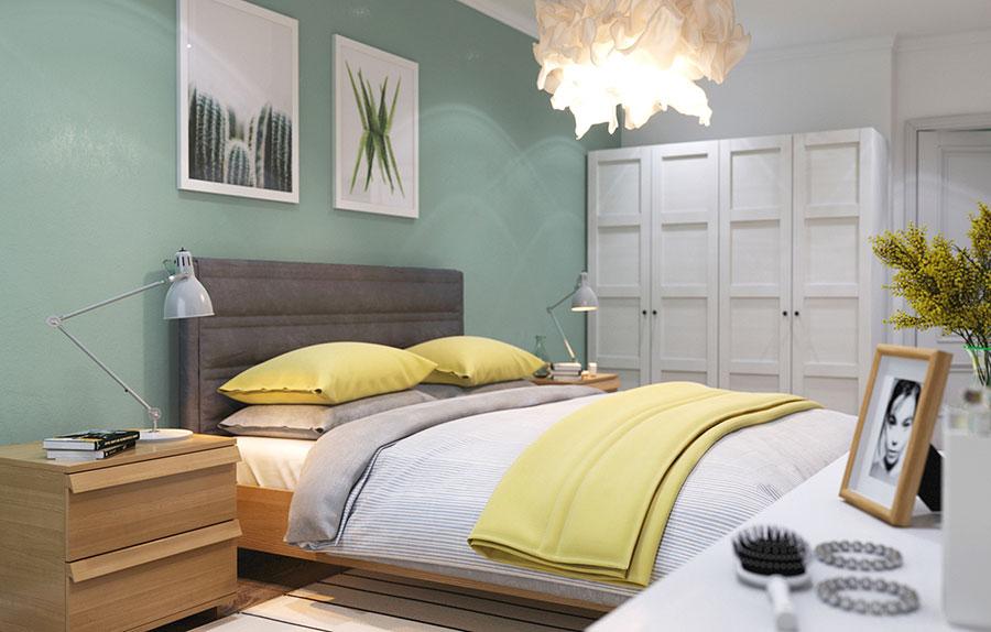 thiết kế nội thất chung cư nhỏ 60m2